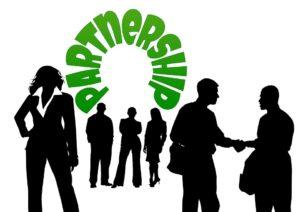 Partnerství znamená profit