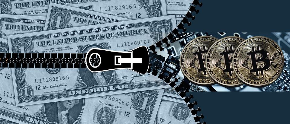 Byt za bitcoiny