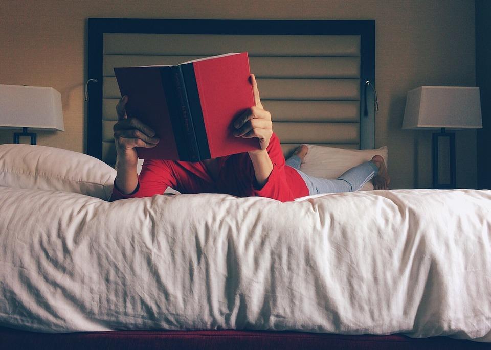 Knihy před spaním