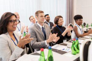 jak uspořádat úspěšnou konferenci